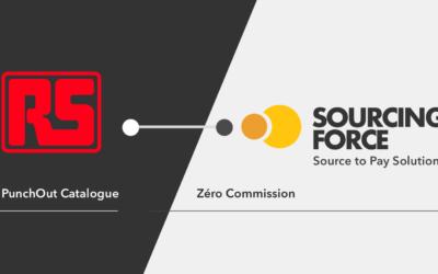RS Components (Radio Spares) et Sourcing Force annoncent un nouveau partenariat